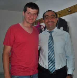 Simi Deac & Daniel Dabacan